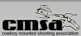 Cowboy Mounted Shooting Association is the national organization that is in charge of major national and world competition events. Check out their website for up to the minute schedules, and competitor point information. The Minnesota Mounted Shooters Association welcomes those who are from this national organization.